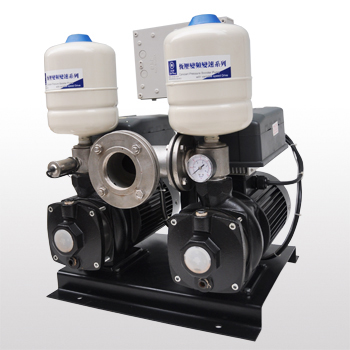 HORIZONTAL CONSTANT PRESSURE PUMP SET